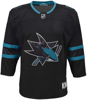 Maillot NHL Junior S/M San Jose Sharks Third premium