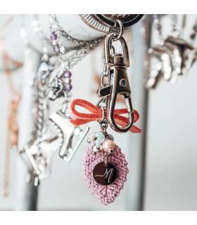 Porte clès Adorable Brilliance & Melrose