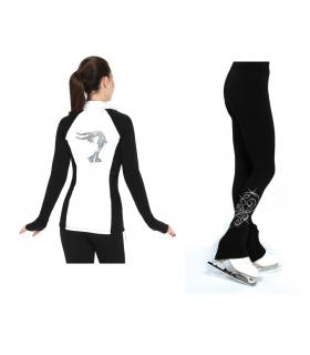 Veste Jerry's S239 Ice Stage Jacket + Legging Jerry's S157 Swoosh Ankle