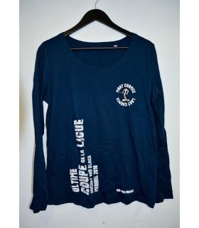 Tee Shirt RAPACES Coupe de la Ligue 2016 navy