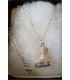 PENDENTIF PATIN strass Jerry's 1280 chaine