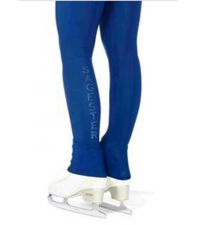 Legging Sagester 457K bleu XS