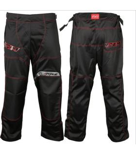 Pantalon CCM RBZ 150 Senior noir/rouge