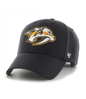 Casquette NHL Nashville Predators Navy Mvp '47