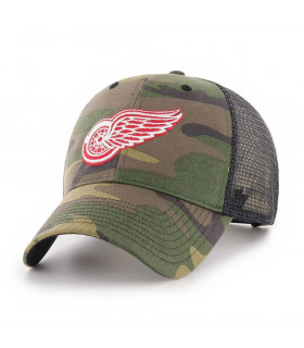Casquette detroit Red Wings Branson Camo NHL '47