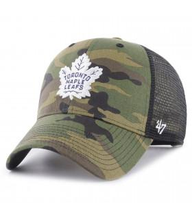 Casquette NHL Toronto Maple Leafs Branson Camo '47