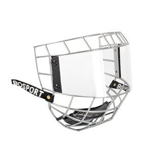 Combo FMH PROTECTOR Grille + 1/2 visière Bosport Flat