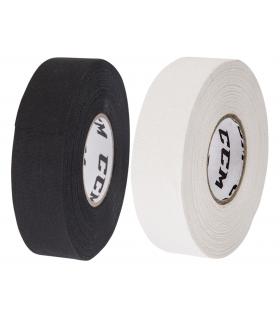 Tape 25M large CCM blanc ou noir