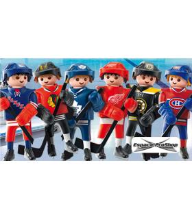 Playmobil joueur NHL