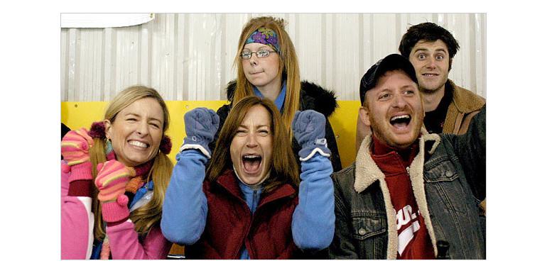 Les types de parents de hockeyeurs