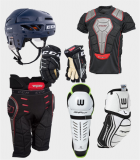Protections Roller Hockey