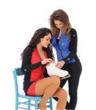 Textiles entrainement femme en promo.