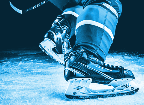 Equipement hockey sur glace