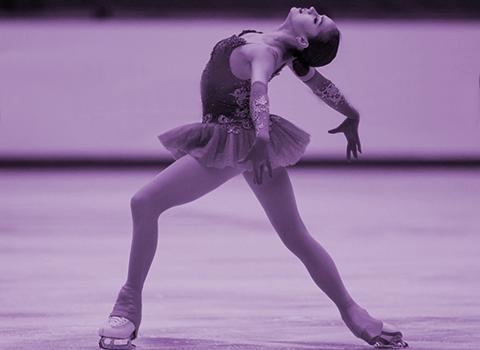Equipement de patinage artistique